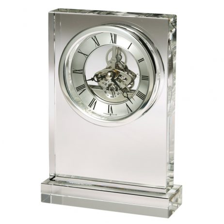 Howard Miller Brighton Glass Tabletop Clock 645808