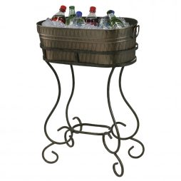 Howard Miller Entertainment Beverage Bar With Stand 655145