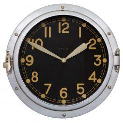 "Airship 15"" Wall Clock - Pendulux WCASHAL"