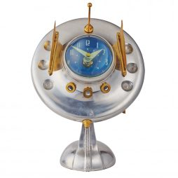 Pendulux Oofo Futuristic Table Clock - TCOOFAL