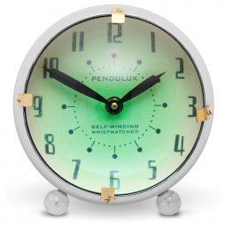 Orbit Retro Table Clock - Pendulux TCORBAL