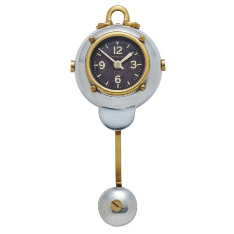 Pendulux Diver Nautical Wall Clock - WCDIVAL