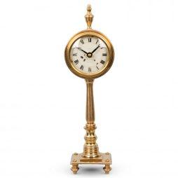 Pendulux Victoria Brass Table Clock TCVICBR