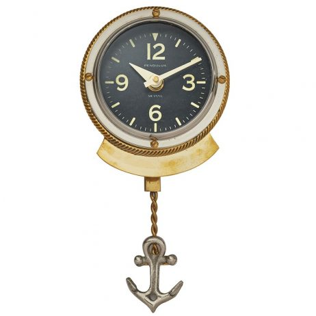 Pendulux First Mate Wall Clock - WCFIMAL