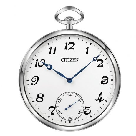 Citizen Gallery Pocket Watch Wall Clock Cc2029