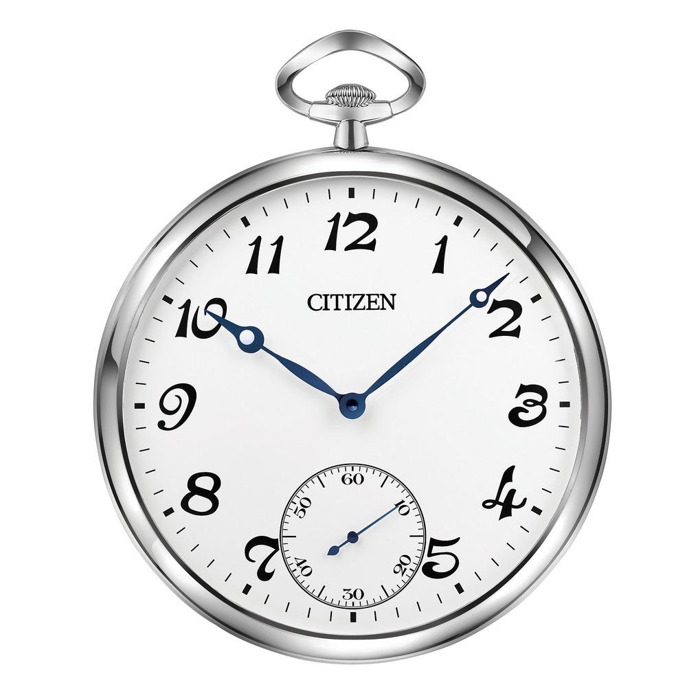 Citizen Gallery Pocket Watch Wall Clock CC2029 ...