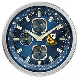 "Citizen Indoor Outdoor Blue Angels 14"" Wall Clock CC2030"