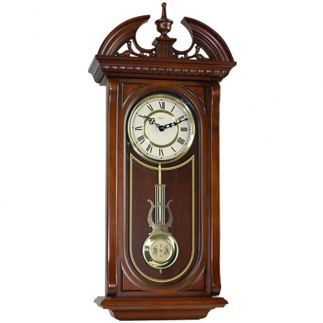 Hermle Shenandoah Chiming Wall Clock 70731032214 70731-032214