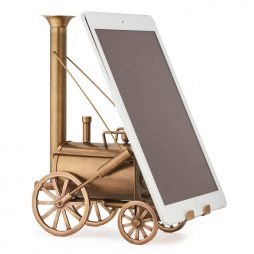 Locomotive Tablet and Phone Stand - Pendulux OBLOCBR