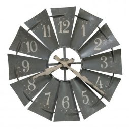 "Windmill 34"" Wall Clock Howard Miller 625671"