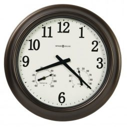 Bay Shore Outdoor Wall Clock Howard Miller 625675