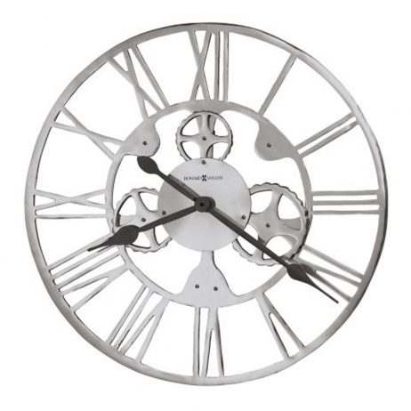 Mecha Gear Wall Clock Howard Miller 625678