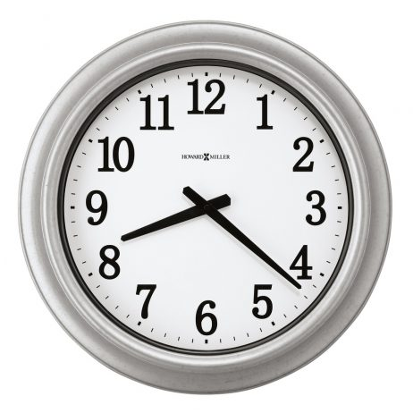 Stratton Outdoor Wall Clock 625686