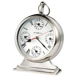 Global Time Mantel Clock Howard Miller 635212