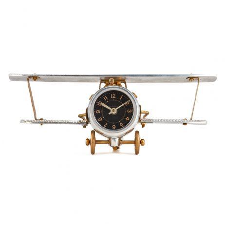 Pendulux Biplane Table Clock - TCBIPAL