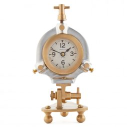 Pendulux Rufus Table Clock - TCRUFBR