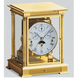 Kieninger Wellington Mechanical Mantel Clock MM 1240-06-05s